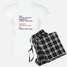 Miles of Summer Pajamas