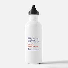 Miles of Summer Water Bottle