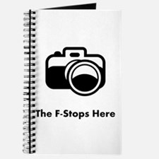 The F-Stops Here! Journal