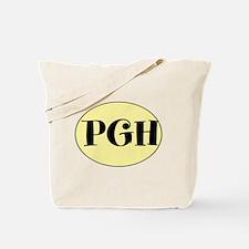 PGH, Pittsburgh, Fun, Tote Bag