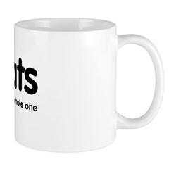 ...but I couldn't manage a whole one Mug