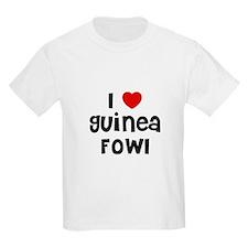 I * Guinea Fowl Kids T-Shirt