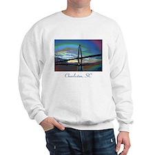 """""""Cooper River Bridge"""" Sweatshirt"""