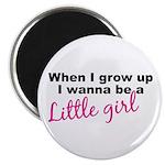 Little Girl Magnet