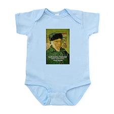 Artist Van Gogh: Suffering Infant Creeper