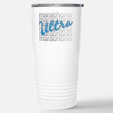 Ultra Marathoner Stainless Steel Travel Mug
