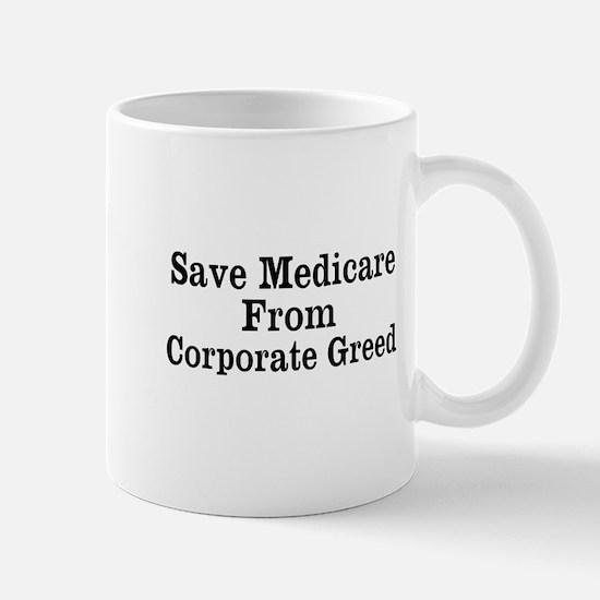 Save Medicare Mug