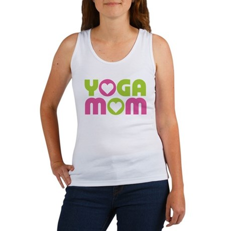 Yoga Mom Women's Tank Top