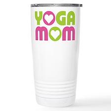 Yoga Mom Travel Mug