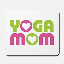 Yoga Mom Mousepad