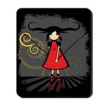 SAMURAI GIRL Mousepad
