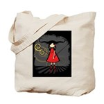 SAMURAI GIRL Tote Bag