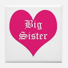 Big Sister, Bright, Tile Coaster