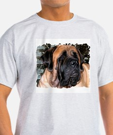 Mastiff 36 Ash Grey T-Shirt