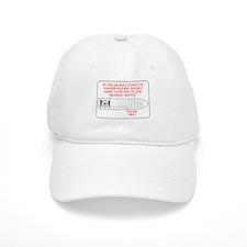 Hunger Emergency Baseball Cap