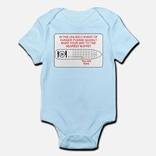 Hunger Emergency Infant Bodysuit