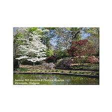 Jasmine Hill Garden Magnet