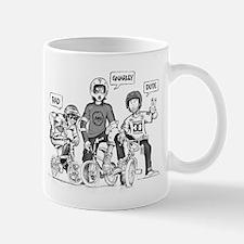 BMX_cartoon Mugs