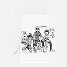 Cute Ultimate fighting championship Greeting Card