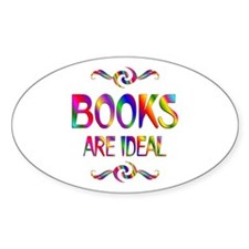 Books are Ideal Decal