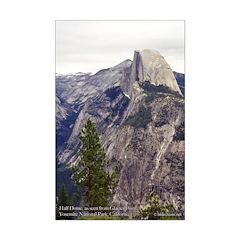 Half Dome, Glacier Point--mini poster