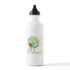 Medical Transcriber Water Bottle