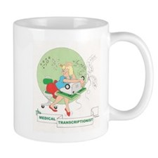 Medical Transcriber Coffee Mug