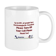 Turn Off Your Cell Phone Mug