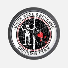 Queen Anne's Revenge Wall Clock