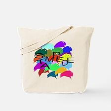 STAMPEDE Tote Bag