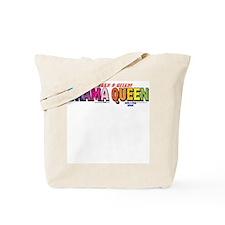 DRAMA QUEEN Tote Bag