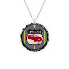 Funny Ethanol Necklace