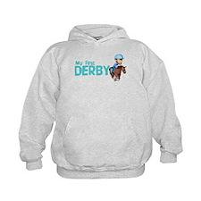 My First Derby Hoodie