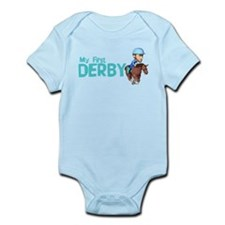My First Derby Infant Bodysuit