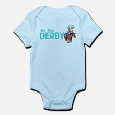My First Derby Infant Bodysuit