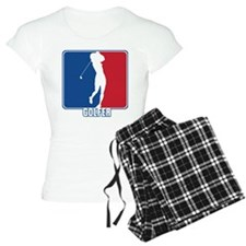 Major League Womens Golf Pajamas