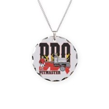 BBQ Pit master Necklace