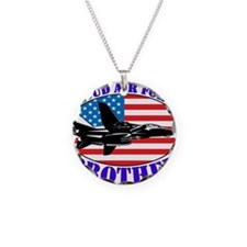 Cute Proud brother Necklace