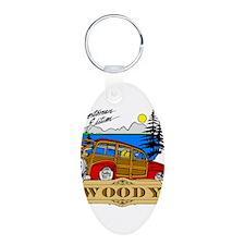 Woody Sportsman Edition Keychains