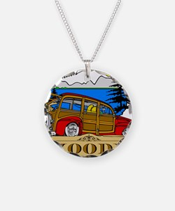 Woody Sportsman Edition Necklace
