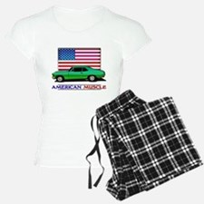 American Muscle Nova Pajamas