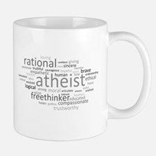 Atheism Cloud Mug