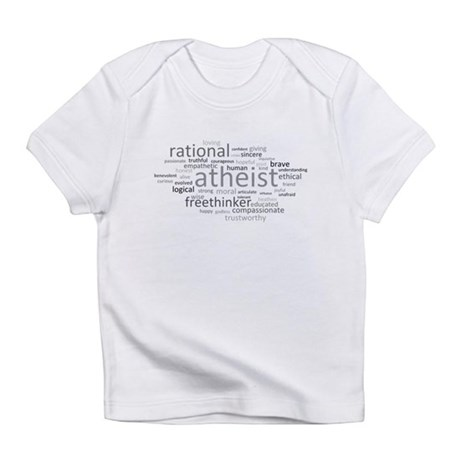 Atheism Cloud Infant T-Shirt