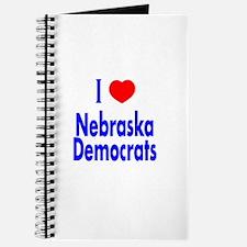 I Love Nebraska Democrats Journal