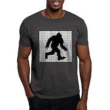Unique Big foot T-Shirt