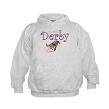 My First Derby (girl) Hoodie