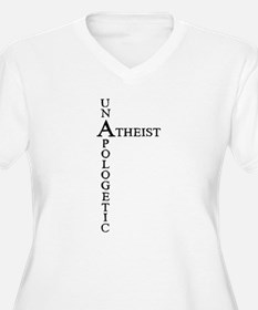 Unapologetic Atheist T-Shirt