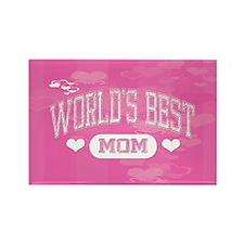 Best Mom Rectangle Magnet