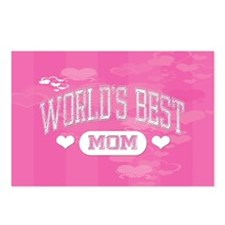 Best Mom Postcards (Package of 8)