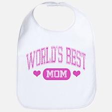 Best Mom Bib